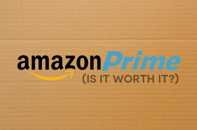 Your Amazon Prime Primer